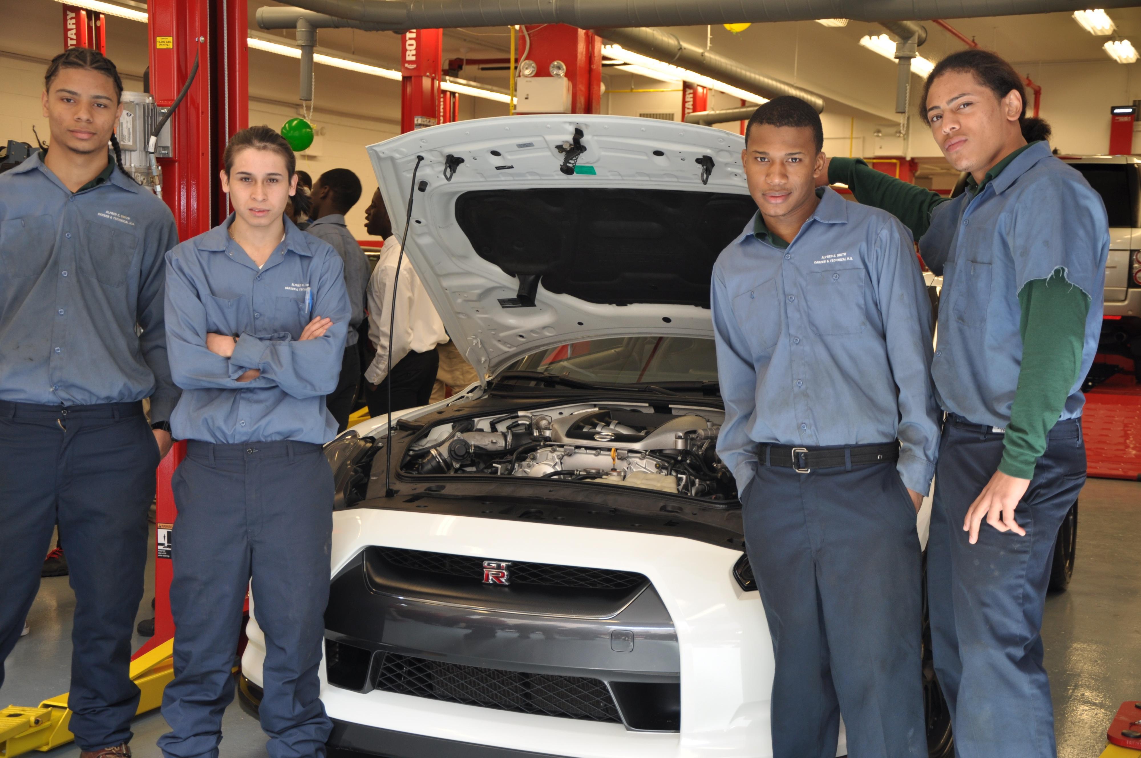 Auto Mechanic college now program