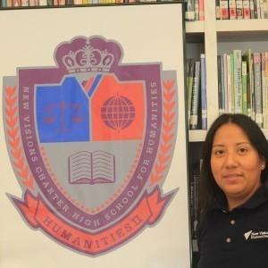 Ms. D Guambana