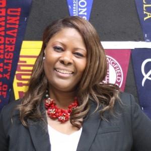 Ms. Sanya Hudson: Community Outreach