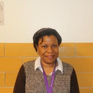 Ms. F. Pierre
