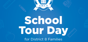 In-District Families School Tour Day 2/7