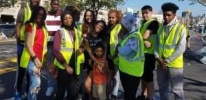 AMS II Volunteer Event: The Bronx 10 Mile