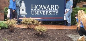 HUM Students Visit Howard University