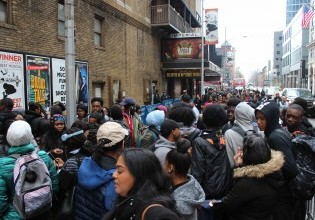 11th graders at AMS II see the show of a lifetime, Hamilton, the musical!