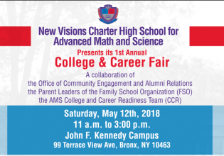 College and Career Fair 2018