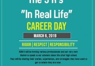Career Day- March 6th
