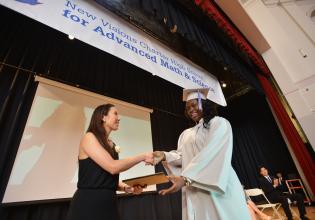 2015 AMS Graduation Photos