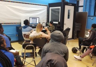 Entertainment Technology Class