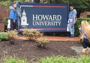 HUM Students Visit Howard University