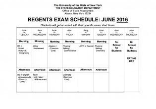 Regents week