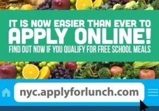 Apply for Lunch