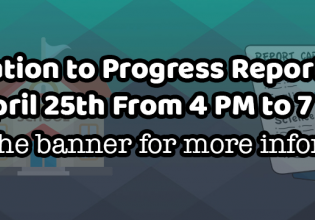 Progress Report Card Night #3