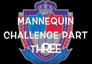 Mannequin Challenge Part Three