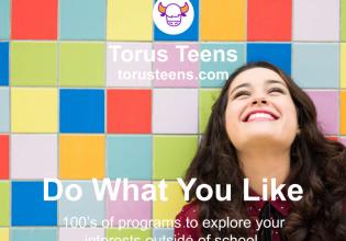 Summer Program for Teens