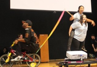 AMS II  Annual Talent Show & Thanksgiving Celebration (Feast)