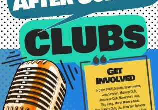 After School Clubs-Trimester 2