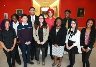 AMS Scholar earns New York Times College Scholarship!