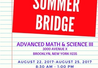 Summer Bridge 2017