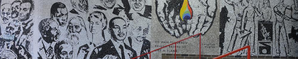 Hillcrest High School banner