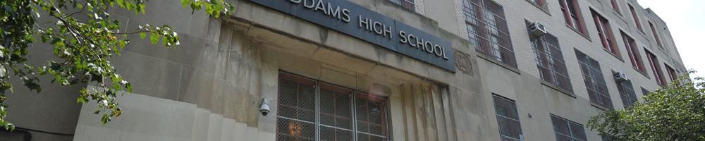 Frederick Douglass Academy VII High School banner